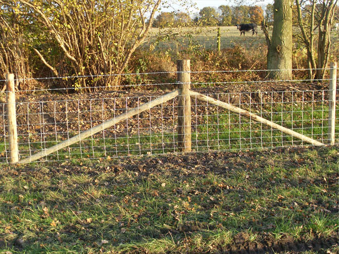 HJG Equestrian Fencing Services - Products
